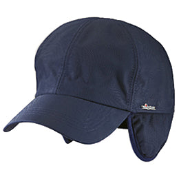 Navy Blue Premium Ultra Weather winter hats for big heads fits cap Sizes 3XL