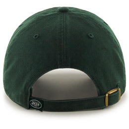 New York Jets NFL Unstructured Extra Large Baseball Caps fits Sizes 3XL-4XL back view
