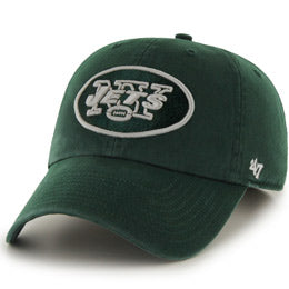 New York Jets NFL Unstructured Extra Large Baseball Caps fits Sizes 3XL-4XL