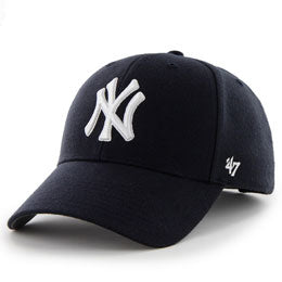 New York Yankees MLB Structured Baseball Caps for Large Heads fits hat Size 3XL