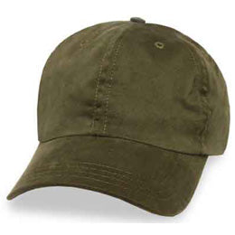 Olive Unstructured Baseball Hats for People with Big Heads fits caps Size 3XL