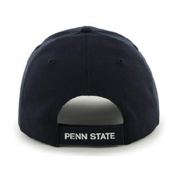 Pennsylvania State Univ (Nittany Lions) NCAA Structured Big Caps, fits Size 3XL, back-view