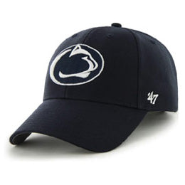 Pennsylvania State Univ (Nittany Lions) NCAA Structured Big Caps, fits Size 3XL