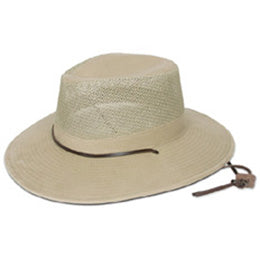 Safari Breeze Mesh Sun Hats for Big Heads available in Sizes 2XL and 3XL