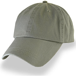 Sage Green Washed Baseball Hats for People with Big Heads for Sizes 3XL and 4XL