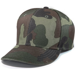 Size 8 Fitted Hats in Camo, also available in Fitted Size 7 3/4
