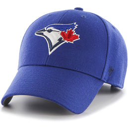 Toronto Blue Jays MLB Structured Baseball Caps for Big Heads fits hat Size 3XL