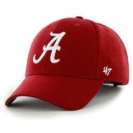 Alabama Crimson Tide NCAA Script A Logo Structured Big Caps fits hat Size 3XL