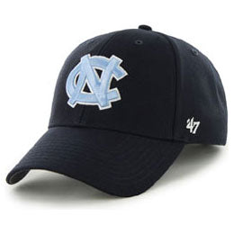 Univ of North Carolina Tar Heels NCAA Structured Big Caps, fits Size 3XL