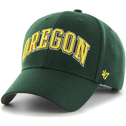 Univ of Oregon Ducks NCAA Structured Big Caps in Baseball style, fits Size 3XL