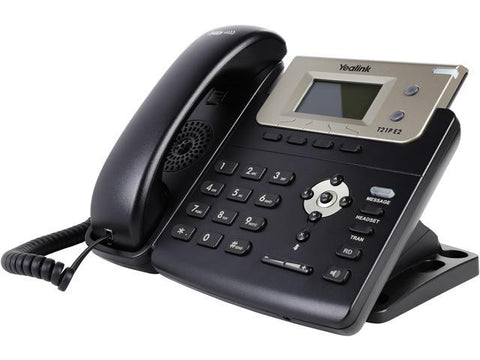 NEW Yealink Enterprise IP Phone SIP-T21P E2 Open Box