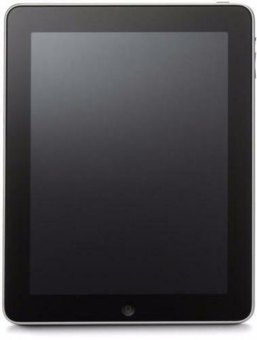 Apple iPad 1st Gen. (A1219) 64GB, Wi-Fi, 9.7in - Black
