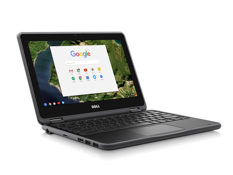 Dell Chromebook 11 3180 Intel Celeron N3060 1.60GHz 4GB Ram {16GB SSD} Chrome OS