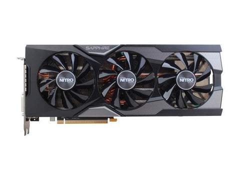 Sapphire Nitro R9 Fury 4GB GDDR5 Video Graphics Card