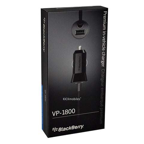BlackBerry VP-1800 Car Charge