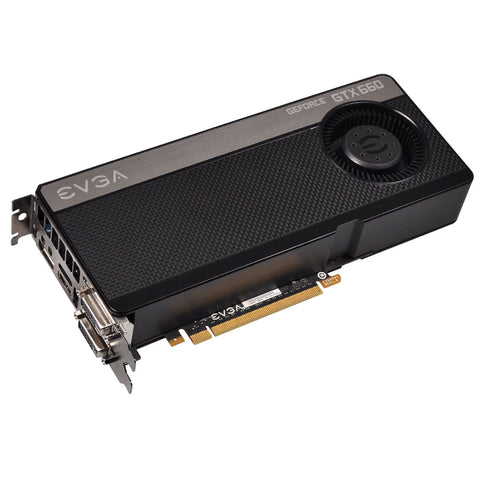 EVGA GeForce GTX 660 SuperClocked 3GB Video Graphics Card GDDR5 03G-P4-2666-KR