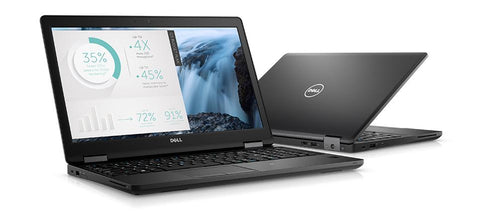 Dell Latitude 5580 Intel Core i5 2.60GHz 8G Ram Laptop {Integrated Graphics}