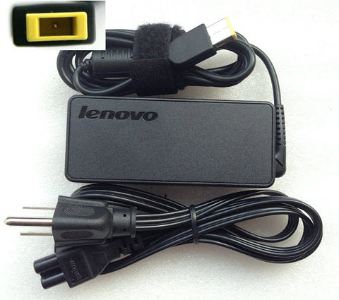 Lot of 9 Genuine Lenovo 65W 20V ADLX65NLC2A Laptop AC Adapter Power Supply