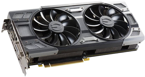 EVGA GeForce GTX 1070 Ti FTW2 8GB GDDR5 Video Graphics Card 08G-P4-6775-KR