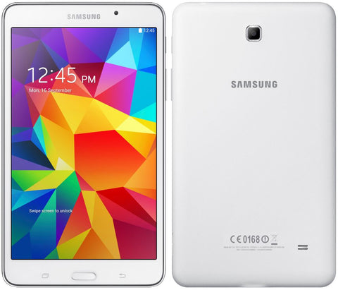 Samsung Galaxy Tab 4 (SM-T230NU) 8GB, WiFi, White