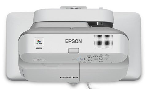 Epson Brightlink 595WI Short Throw LCD Projector H599A