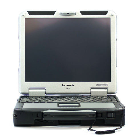 Panasonic Toughbook CF-31 Intel Core i5 2.60GHz 4GB Ram Laptop {No DVD-Rom}