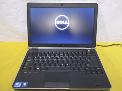 Dell Latitude E6230 Intel Core i7 3.00GHz 4GB Ram Laptop {Integrated Graphics}