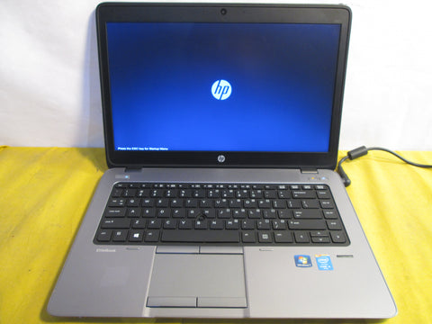 HP EliteBook 840 G1 Intel Core i7 2.10GHz 4G Ram Laptop {Integrated Graphics}