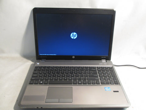 HP PROBOOK 4540S Intel Core i5 2.60GHz 4GB Ram Laptop {Integrated Graphics}