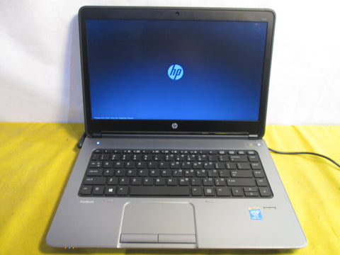 HP ProBook 640 G1 Intel Core i7 3.00GHz 4GB Ram Laptop {Integrated Graphics}
