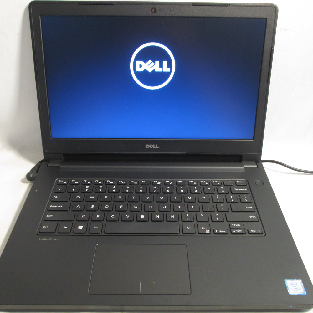 Dell Latitude 3470 Intel Core i5 2.30GHz 12G Ram Laptop {Integrated Graphics}