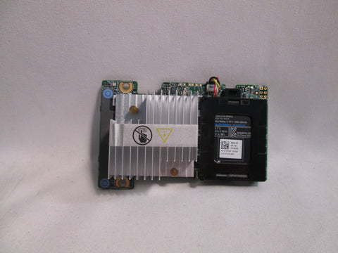 Dell 05CT6D Perc H710 512MB Mini Mono 6Gbs RAID Controller With 070K80 Battery