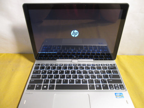 HP EliteBook Revolve 810 G2 Intel Core i5 1.90GHz 4G Ram Laptop {TOUCHSCREEN}