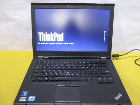 LENOVO T430s 2356H61 Intel Core i5 2.60GHz 8GB Ram Laptop {Integrated Graphics}