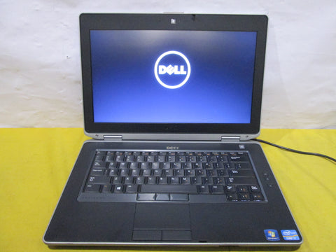 Dell Latitude E6430 Intel Core i7 2.60GHz 4GB Ram Laptop {NVIDIA Graphics}