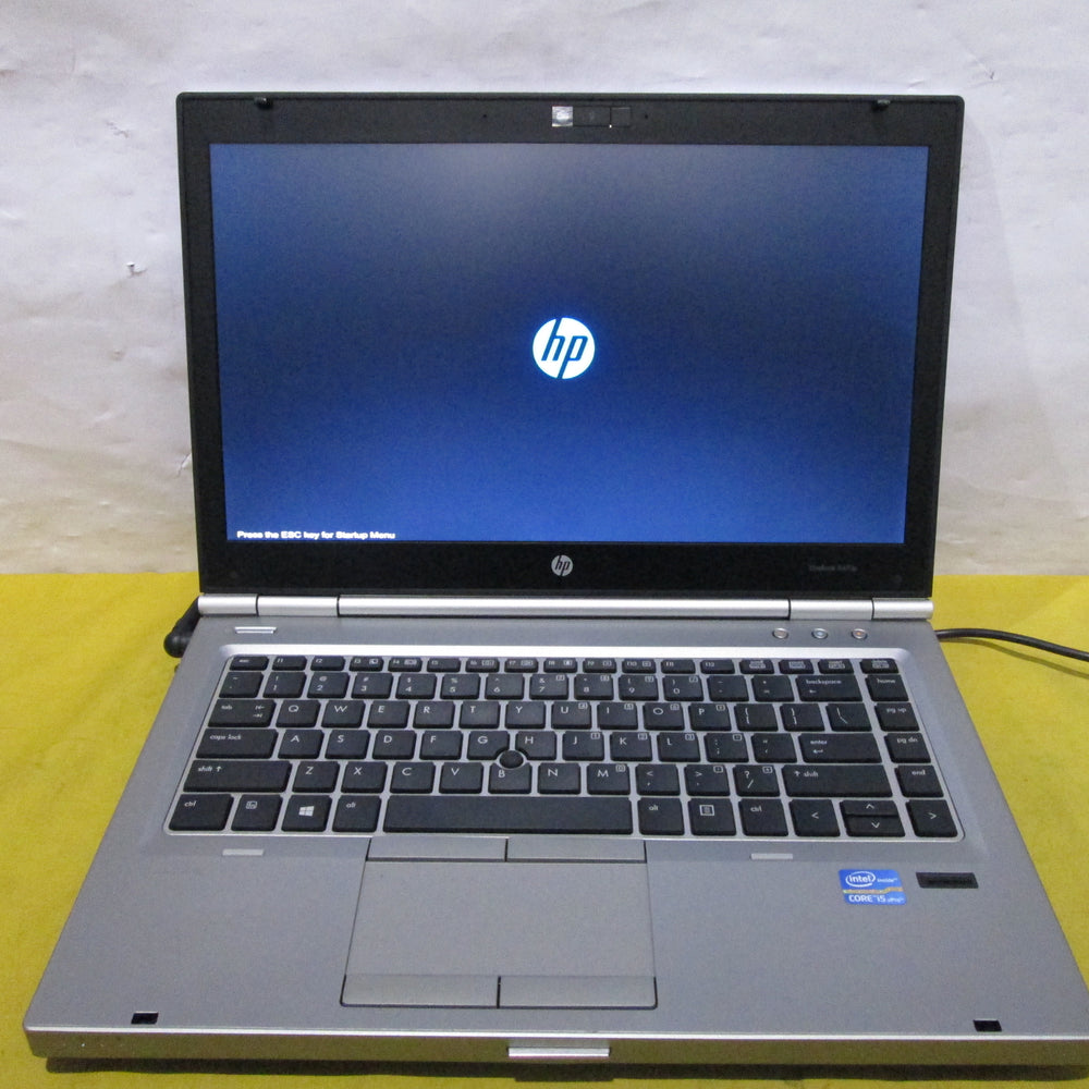 HP EliteBook 8470p Intel Core i5 2.70GHz 4G Ram Laptop {Integrated Graphics}