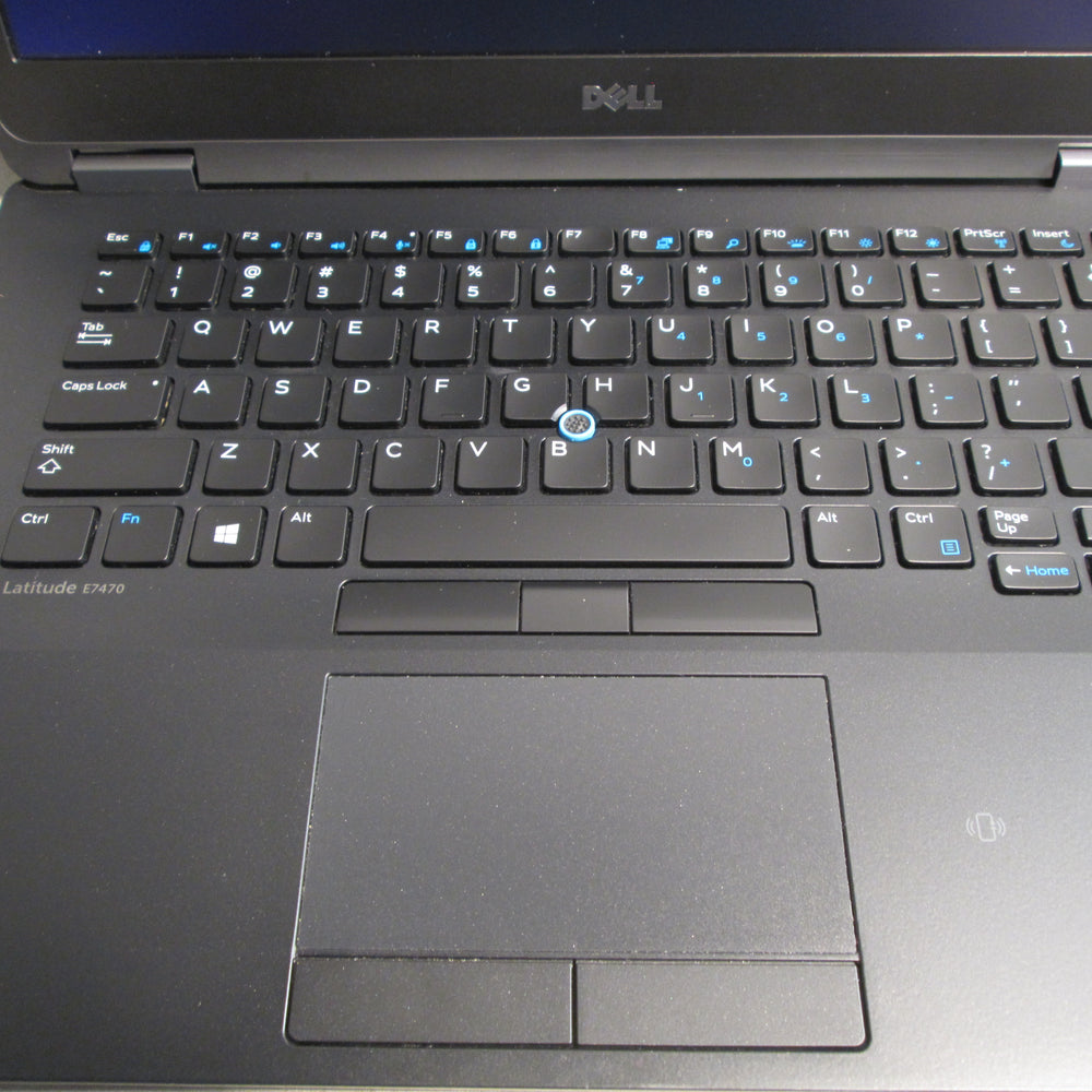 Dell Latitude E7470 Intel Core i5 2.40GHz 16G Ram Laptop {Integrated Graphics}