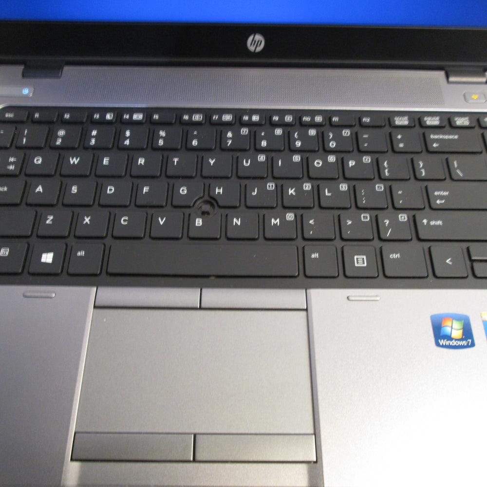 HP EliteBook 840 G1 Intel Core i7 2.10GHz 4GB Ram Laptop {Integrated Graphics}