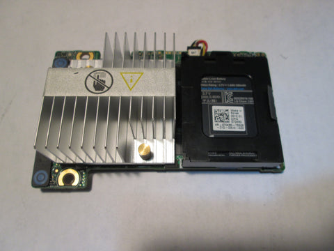Dell 0TTVVV Perc H710 1GB Mini Mono RAID Controller With 070K80 Battery
