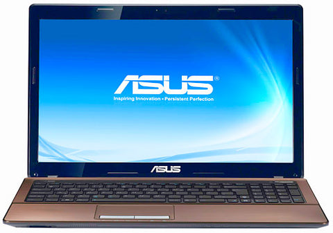 ASUS K53E Intel Core i5 2.50GHz 4GB Ram Laptop {Integrated Graphics}