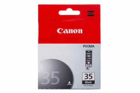 NEW Genuine Canon PGI-35 Black Ink Cartridge