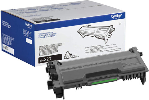 NEW Genuine Brother TN-820 Black Toner Cartridge