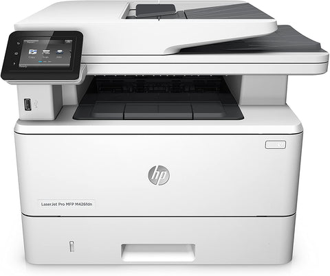 HP LaserJet Pro MFP M426fdn All-in-One Printer w/ Toner