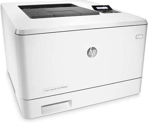 HP Color LaserJet Pro M452DN Duplex Network Laser Printer - Toner Included!