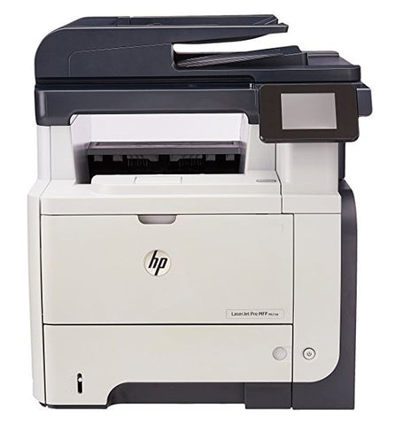HP LaserJet Pro MFP M521dn All-in-One Printer w/ Toner
