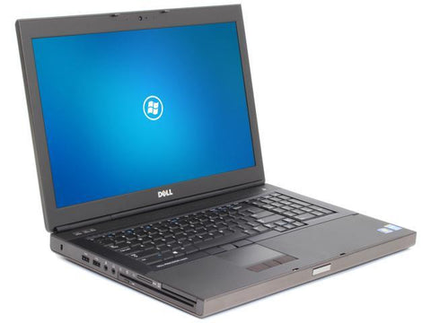 Dell Precision M6800 Intel Quad Core i7 2.80GHz 8GB Ram Laptop {Radeon Video}