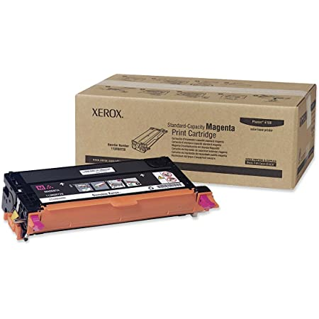 NEW Genuine/OEM Xerox 113R00720 Magenta Toner Print Cartridge For Phaser 6180