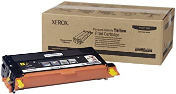 NEW Genuine/OEM Xerox 113R00721 Yellow Toner Print Cartridge For Phaser 6180