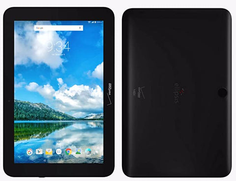 Verizon Wireless Ellipsis 10 QTAIR7 16GB, WiFi/4g LTE, 10.1""