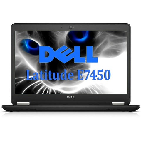 Dell Latitude E7450 Intel i5 2.30GHz 8GB Ram Laptop {Touchscreen}{NVIDIA Video}
